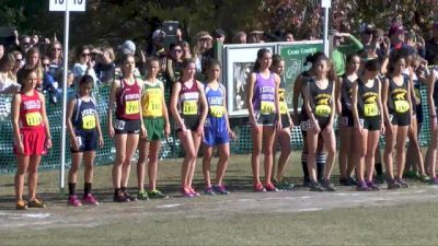Girl's Division 5 5k - CIF XC Finals 2013