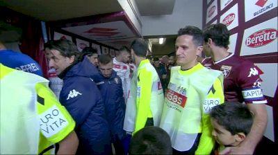 2018 Coppa Italia 4th Round: Torino vs Südtirol