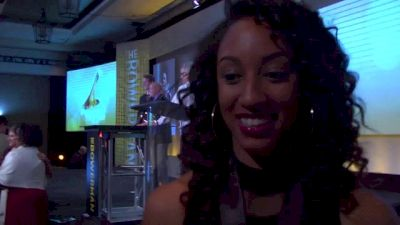 Brianna Rollins Caps Dream Season With Bowerman Title  Bowerman Awards 2013