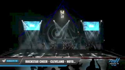 Rockstar Cheer - Cleveland - Notorious [2021 L4 Senior Open Day 2] 2021 COA: Midwest National Championship