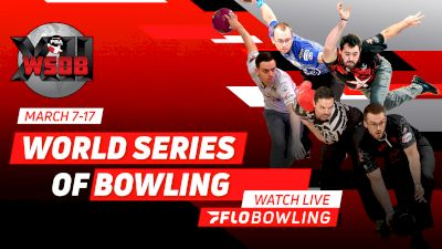 Replay: 2021 PBA Scorpion Championship - Tom Daugherty Vs. Pete Weber - Round Of 16