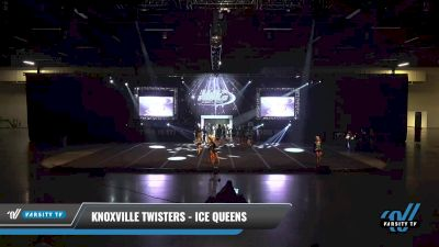 Knoxville Twisters - Ice Queens [2021 L5 Junior Day 1] 2021 The U.S. Finals: Sevierville