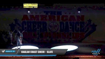 Raglan Coast Cheer - Slate [2021 L5 Junior - Small Day 1] 2021 The American Celebration DI & DII