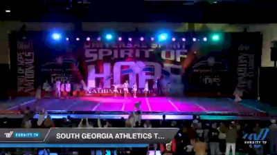 South Georgia Athletics Twisters [2021 Junior 5 D2 Day 2] 2021 Universal Spirit: Spirit of Hope National Championship