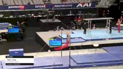 Toby Liang - High Bar, Roswell Gymnastics - 2021 US Championships