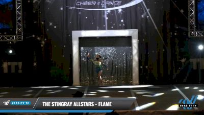 The Stingray Allstars - Flame [2021 L1 Youth - Small Day 1] 2021 The U.S. Finals: Louisville