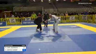 JOHN PARKER LAPP vs KENNETH WAYNE CAMERON 2020 World Master IBJJF Jiu-Jitsu Championship