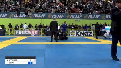 JOSE CARDOSO vs HYGOR SILVA 2019 European Jiu-Jitsu IBJJF Championship