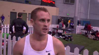 Pat Casey becomes 100th sub 4 at Dempsey