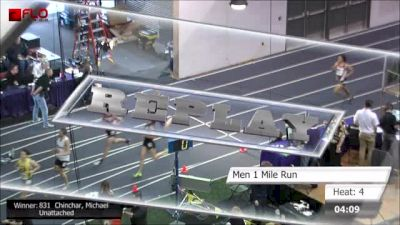 M Mile H05 (100th sub-4 at Dempsey Rosa #1 in NCAA)