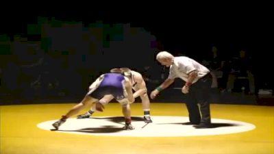 170 lbs finals Bryce Martin Bakersfield vs. Matt Penyacheck Gilroy