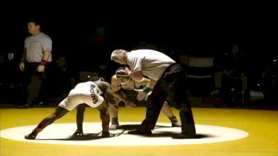 138 lbs finals Uzo Owuama Bloomington vs. Sergio Enloe Poway
