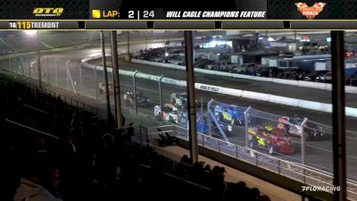 Feature Replay | Will Cagle Champions Race at Orange County Fair Speedway
