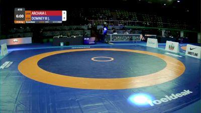 86 kg 3rd Place - Pat Downey, USA vs Illia Archaia, UKR