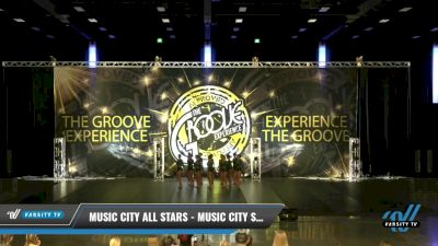 Music City All Stars - Music City Senior Small Lyrical [2021 Senior - Contemporary/Lyrical - Small Day 2] 2021 Groove Dance Nationals