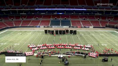 Union H.S., OK at 2019 BOA St. Louis Super Regional Championship, pres. by Yamaha