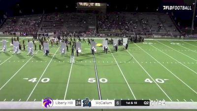 Replay: Liberty Hill vs McCallum - 2021 Liberty Hill vs McCallum (Away Audio) | Oct 8 @ 7 PM