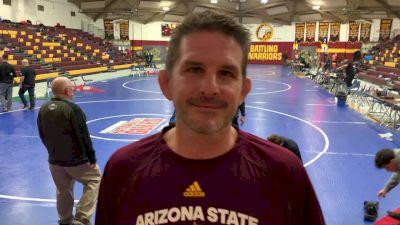 Pritts And ASU Recruiting Ironman 2018
