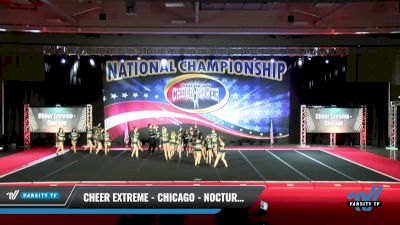Cheer Extreme - Chicago - NocTurnal [2021 L6 International Open Coed NT Day 2] 2021 ACP: Midwest World Bid National Championship