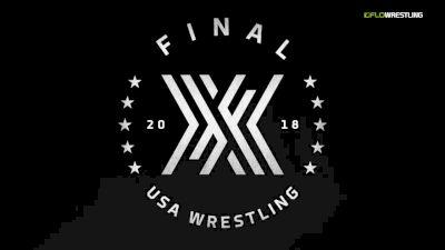 74 m, Jordan Burroughs, Sunkist Kids Wrestling Club vs Isaiah Martinez, Titan Mercury Wrestling Club
