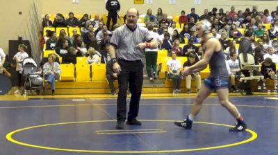 Brandon Jeske (Old Dominion) vs. Kevon Powell (Ohio)