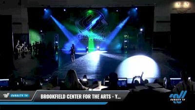 Brookfield Center for the Arts - Youth All Stars [2021 Youth - Jazz - Large Day 2] 2021 CSG Dance Nationals