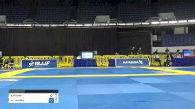 Mario Carvalho vs Tyler Driskell World IBJJF Jiu-Jitsu No-Gi Championships