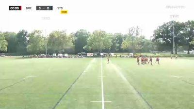 Greenwich vs. St. Thomas Saints - 2021 Boys HS Nationals