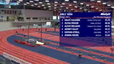 High School Girls' 300m, Finals 2