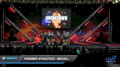 Premier Athletics - Michigan - Shockwave [2020 L2 Junior - Small - A Day 2] 2020 GLCC: The Showdown Grand Nationals
