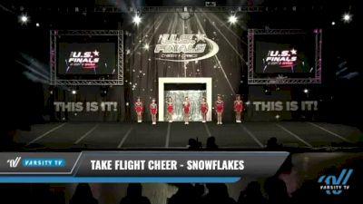 Take Flight Cheer - Snowflakes [2021 L1 Youth Day 1] 2021 The U.S. Finals: Kansas City