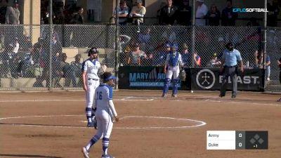 Duke vs. Army | Mary Nutter Collegiate Classic