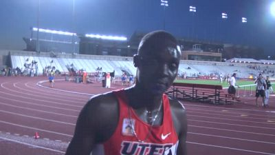 Anthony Rotich huge season opener at TX Relays