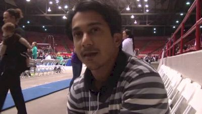 Olympian Raj Bhavsar on Life After Gymnastics
