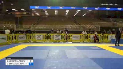 ERIN NICHOLE DAVIS vs STEPHANIE LYNN WILLIAMSON 2020 World Master IBJJF Jiu-Jitsu Championship