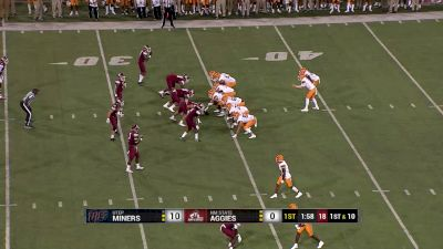 Replay: UTEP vs New Mexico State - 2021 UTEP vs New Mexico St | Aug 28 @ 9 PM