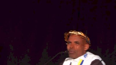 What went through Meb's mind in the last two miles