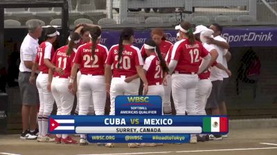 Full Replay - WBSC Olympic Qualifier (Americas) - Sep 1, 2019 at 12:20 PM CDT