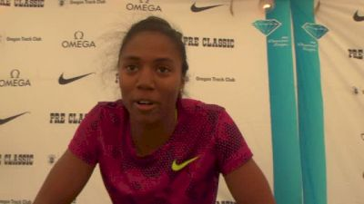 Kori Carter second at Pre, but knows Kobe wouldn't be satisfied with that