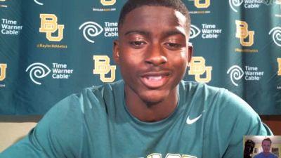 Skype Chat: Baylor's Sprinting Phenom Trayvon Bromell