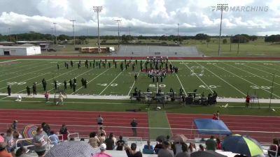 "Davis H.S. ""Houston TX"" at 2021 USBands Ganado Showcase"