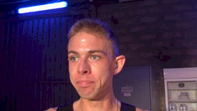 Galen Rupp on competing vs. chasing times in Paris