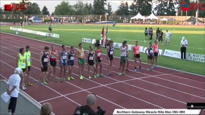Men's MILE H01 (Miracle Mile, Harry Jerome)