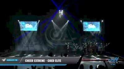 Cheer Extreme - Kernersville - Coed Elite [2021 L6 Senior Coed - Small Day 1] 2021 COA: Midwest National Championship