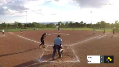Firecrackers vs. Warriors - 2021 Colorado 4th of July