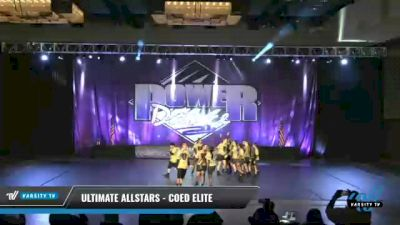 Ultimate Allstars - Coed Elite [2021 Senior Coed - Hip Hop Day 1] 2021 ACP Power Dance Nationals & TX State Championship
