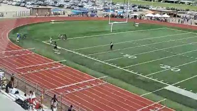 Youth Boys' 110m Hurdles, Finals 2 - Age 17-18