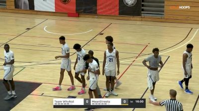 Team WhyNot vs MeanStreets | 7.14.18 | Nike EYBL Boys Finals