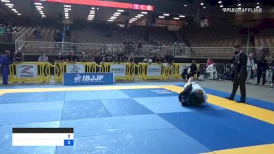 DANIELA GUARACIABA AMARAL vs TIFFANY ANNE STORMS 2021 Pan Jiu-Jitsu IBJJF Championship