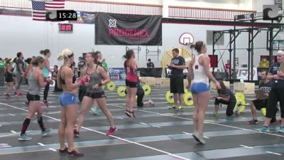 Unbroken - Open Scaled Women RX - Heat #1
